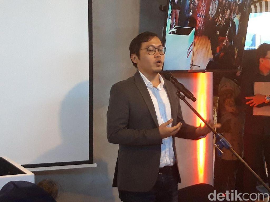 Ahmad Zaky Suntik Rp 70 M ke Startup Cloud