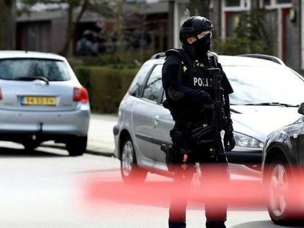 Bukti Surat dalam Mobil Pelaku Penembakan di Utrecht Mengarah ke Motif Teror