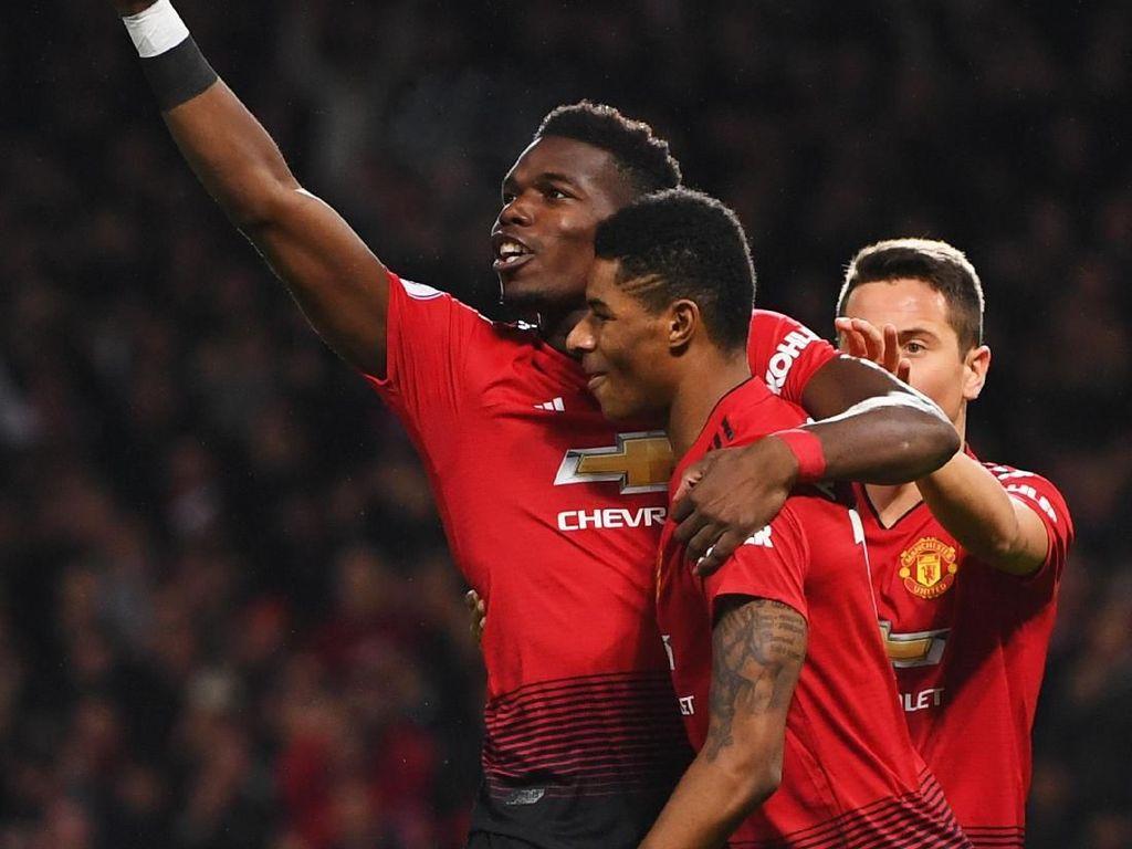Ibrahimovic: Pogba dan Rashford adalah Masa Depan Man United