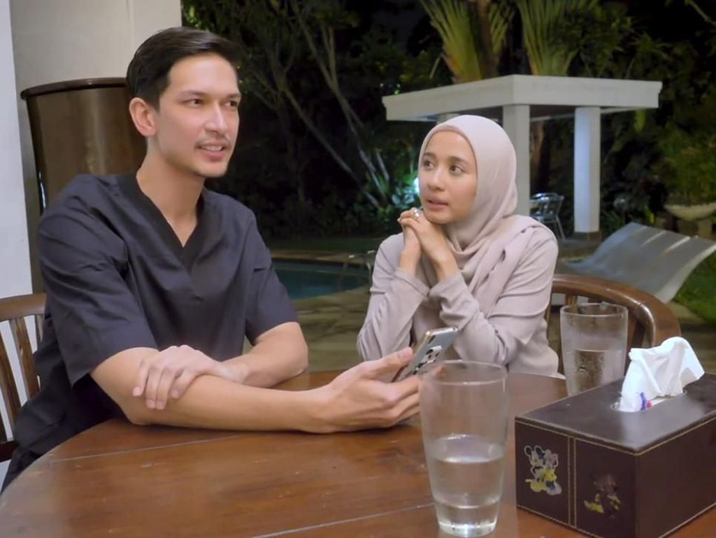10 Tahun Lagi, Laudya Cynthia Bella dan Dimas Beck Mau Jadi Apa?