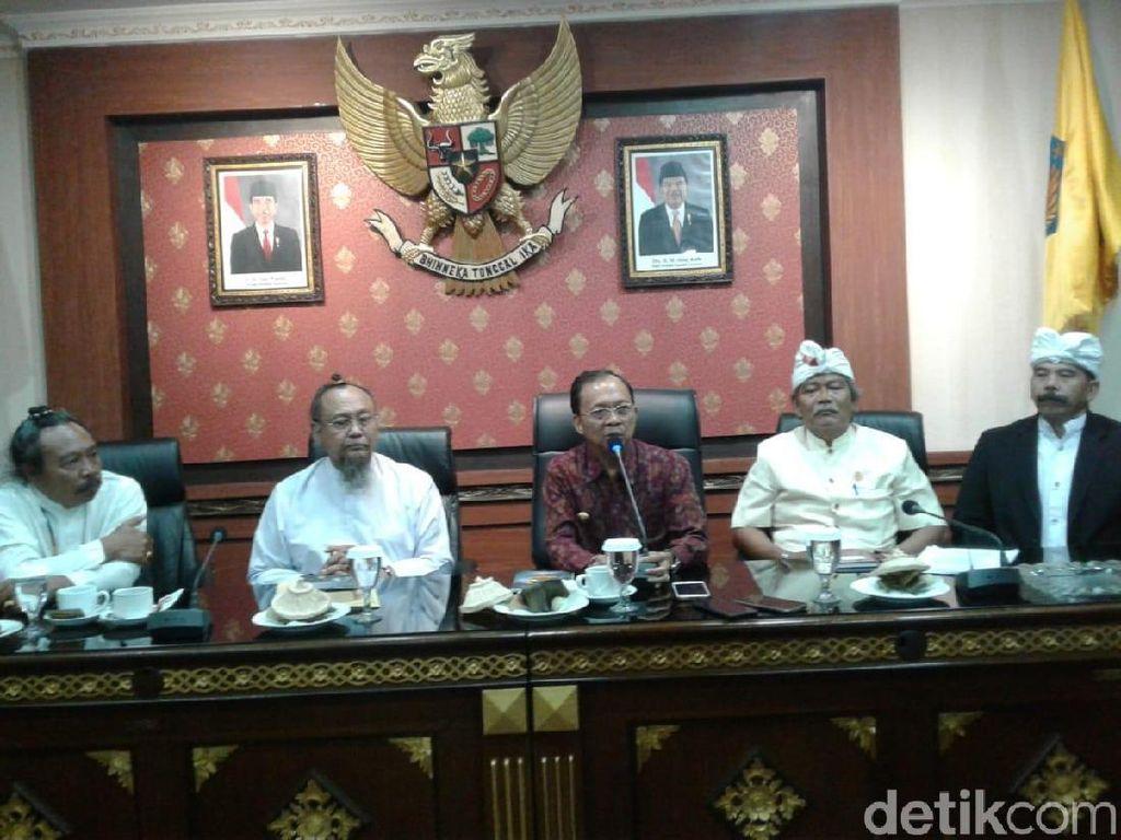 Koster Imbau Jenazah yang Dititipkan di RSUD di Bali Segera Diambil