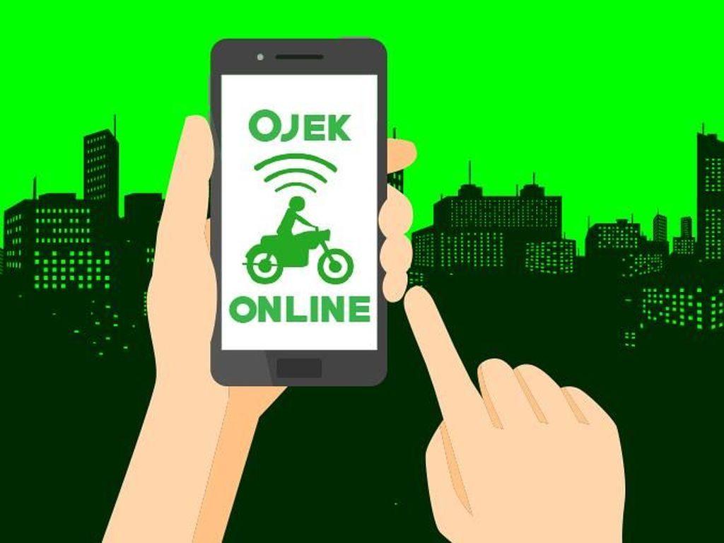 Driver Online Ngeluh Banyak Masyarakat Naik Kendaraan Pribadi