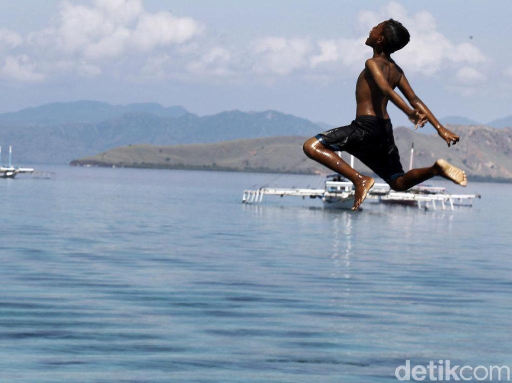 Warga Taman Nasional Komodo Ingin Listrik 24 Jam hingga Air Bersih