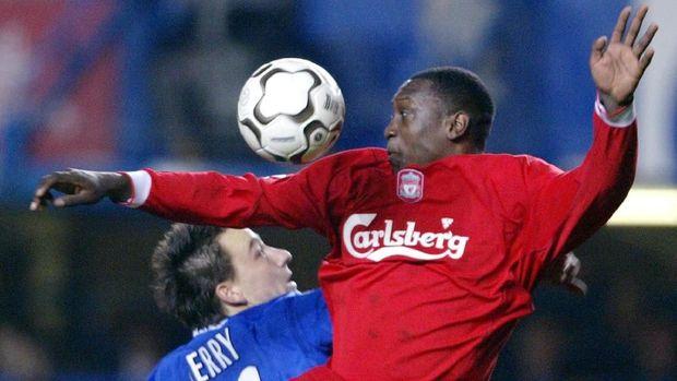 Mantan penyerang Liverpool Emile Heskey yakin Klopp bertahan di Liverpool. (