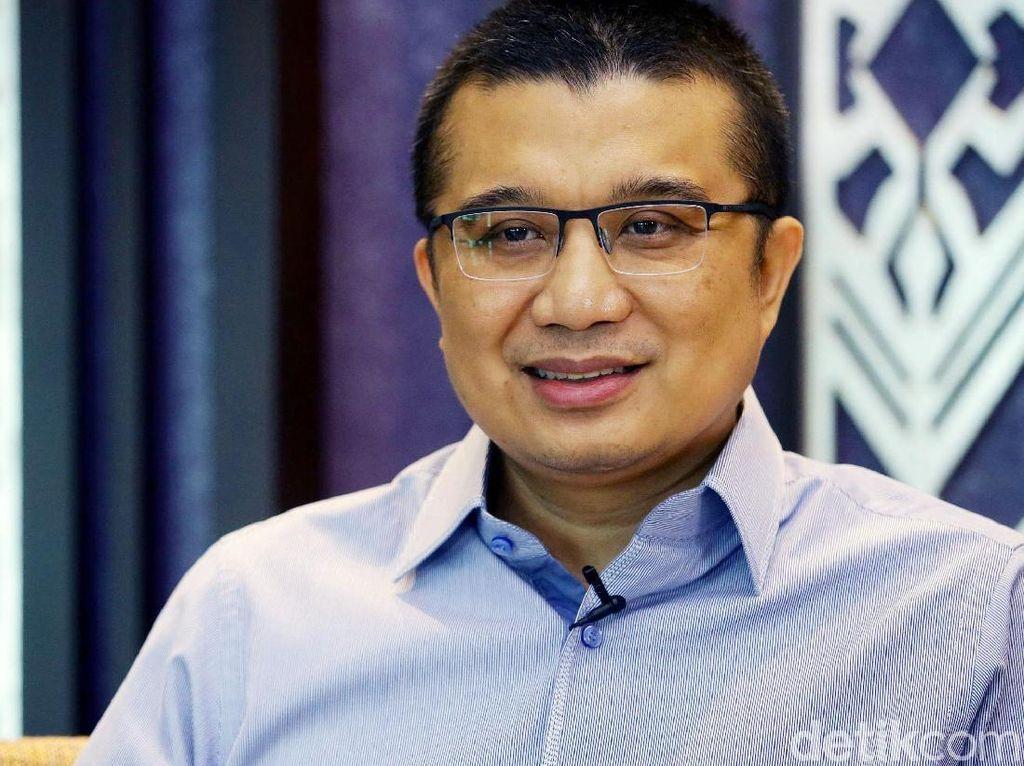 Sempat Positif Corona, Erwin Aksa Minta DKI Tingkatkan Contact Tracing