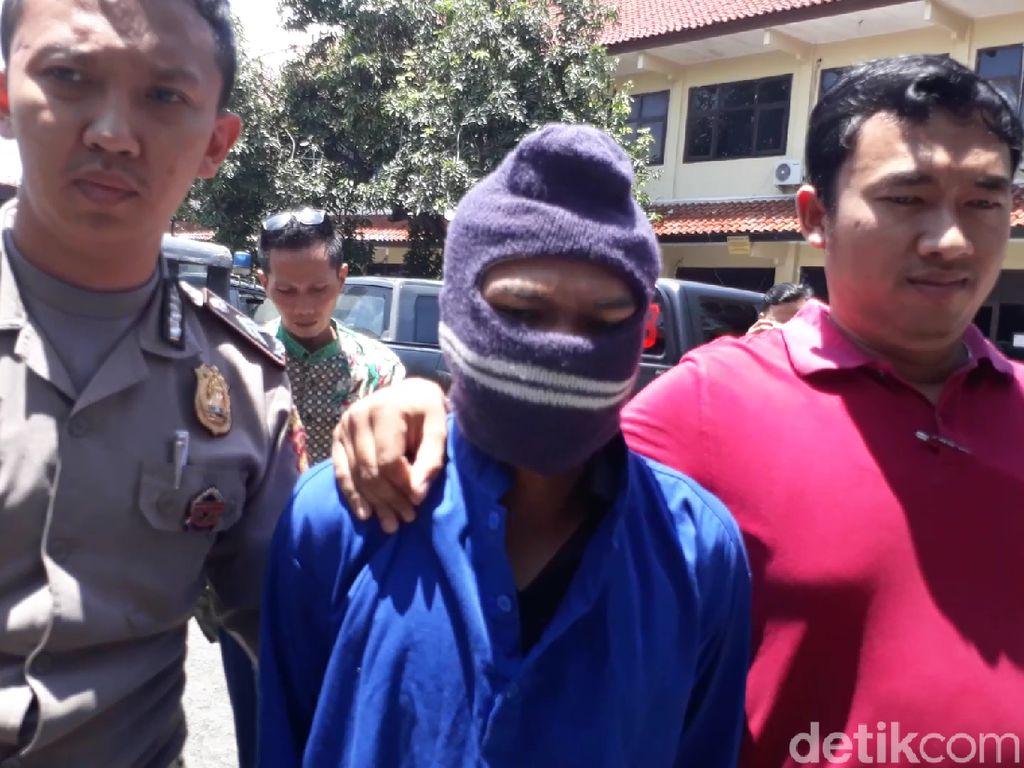Di Dalam Tahanan, Yonang di Brebes Berniat Polisikan PIL Istrinya