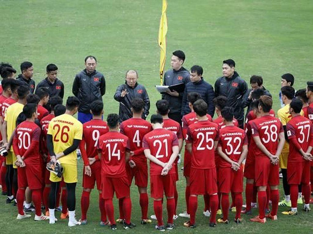 Skuat Mentereng Vietnam: Diisi Finalis Piala Asia dan Piala Dunia U-20