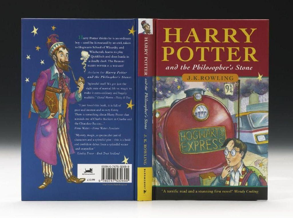 Tak Lekang oleh Waktu, Harry Potter Jadi yang Paling Menginspirasi
