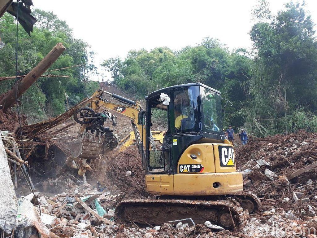 Dampak Banjir dan Longsor Bantul, 5 Orang Meninggal Dunia