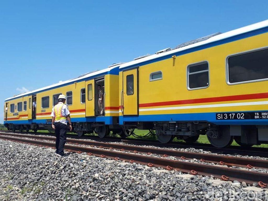 Fakta di Balik Kereta Trans Sulawesi yang Dikritik JK
