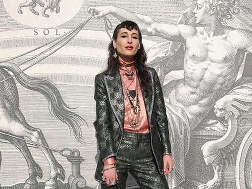 Ini Wanita Nyentrik yang Menjadi Inspirasi Tas Terbaru Gucci
