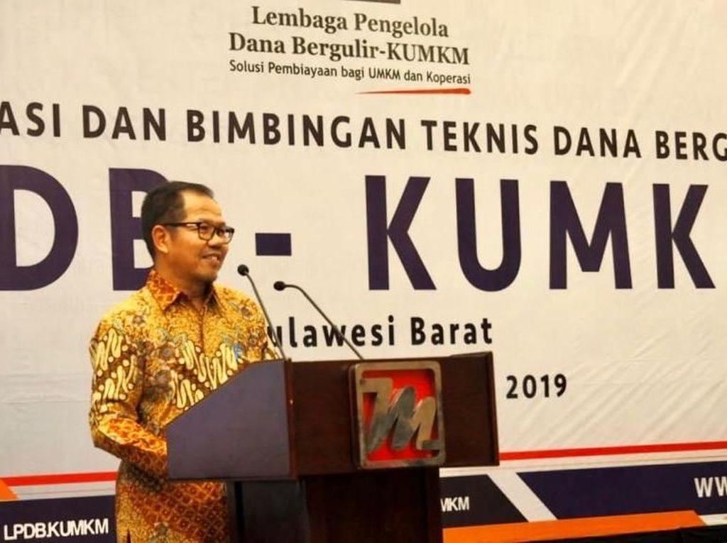LPDB Targetkan Dana Bergulir Tersalur Rp 100 M di Sulawesi Barat