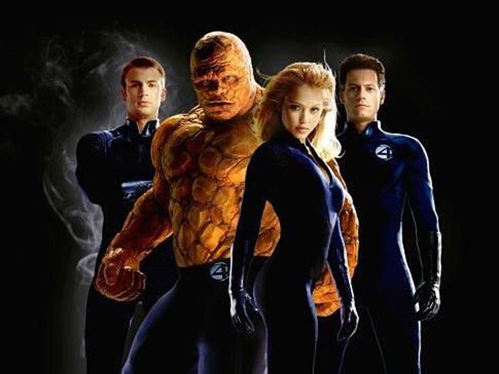 Seth Rogen Disebut Diincar Marvel untuk Fantastic Four