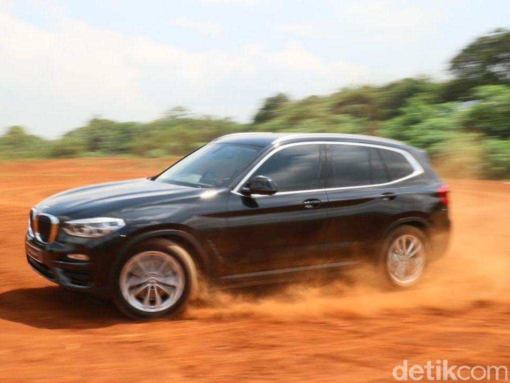 Makin Gahar, Begini Penampakan BMW X3 Baru