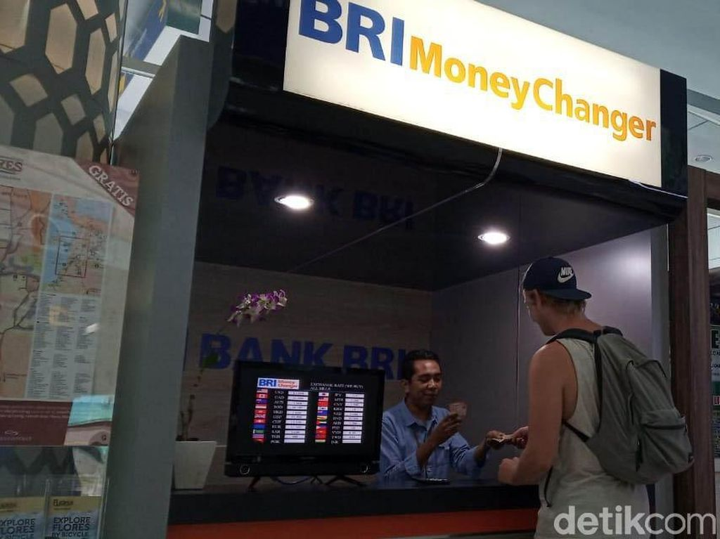 Money Changer BRI Sasar Bule di Pertambangan Halmahera Selatan