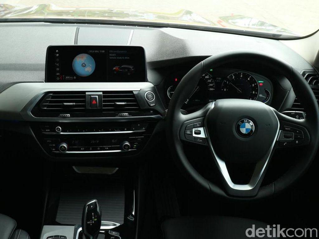 Lebih Dekat dengan BMW X3 Teranyar, Tampilannya Makin Gahar