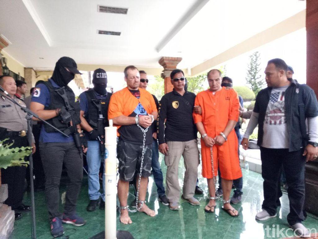 Perampok Money Changer di Bali Komplotan WNA Rusia, 1 Tewas Didor