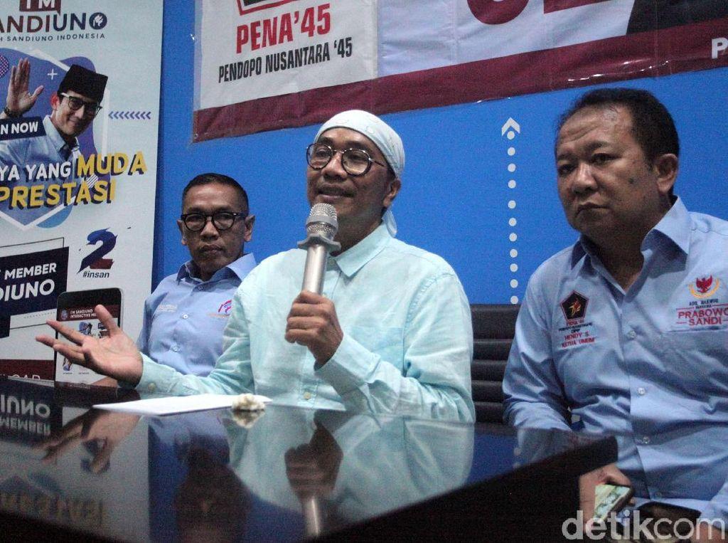 Rumah SandiUno Indonesia Siap Menangkan Prabowo-Sandi