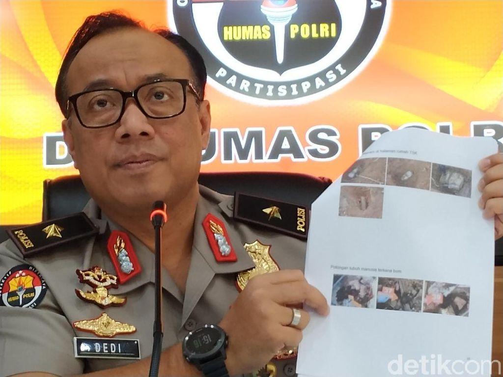 Pimpinan JAD di Karawang Ditangkap, Terlibat Bom Surabaya-Solo