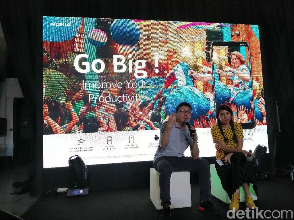 Tentang Rilis Ponsel Nokia yang Tak Urut di Indonesia