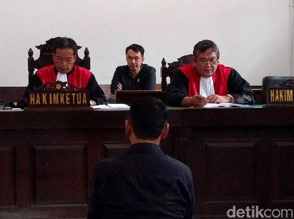 Video Suami Inneke Divonis 3,5 Tahun Penjara