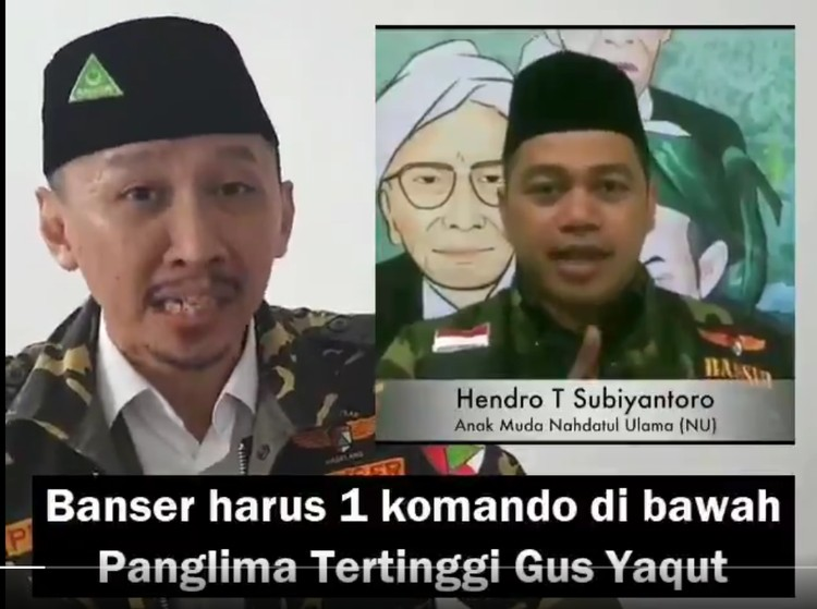 Abu Janda Peringatkan Kader Banser Abal-abal: Hormati Kiai Sepuh