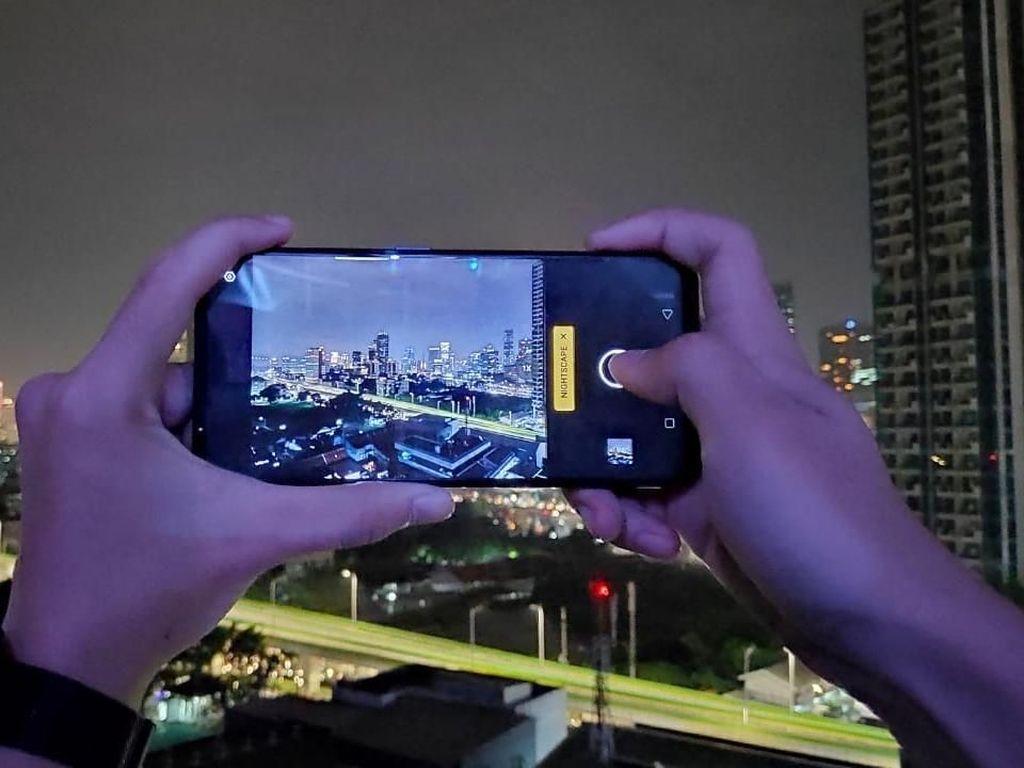 Oppo F11 Pro Jago Foto Minim Cahaya di Malam Hari, Rahasianya?
