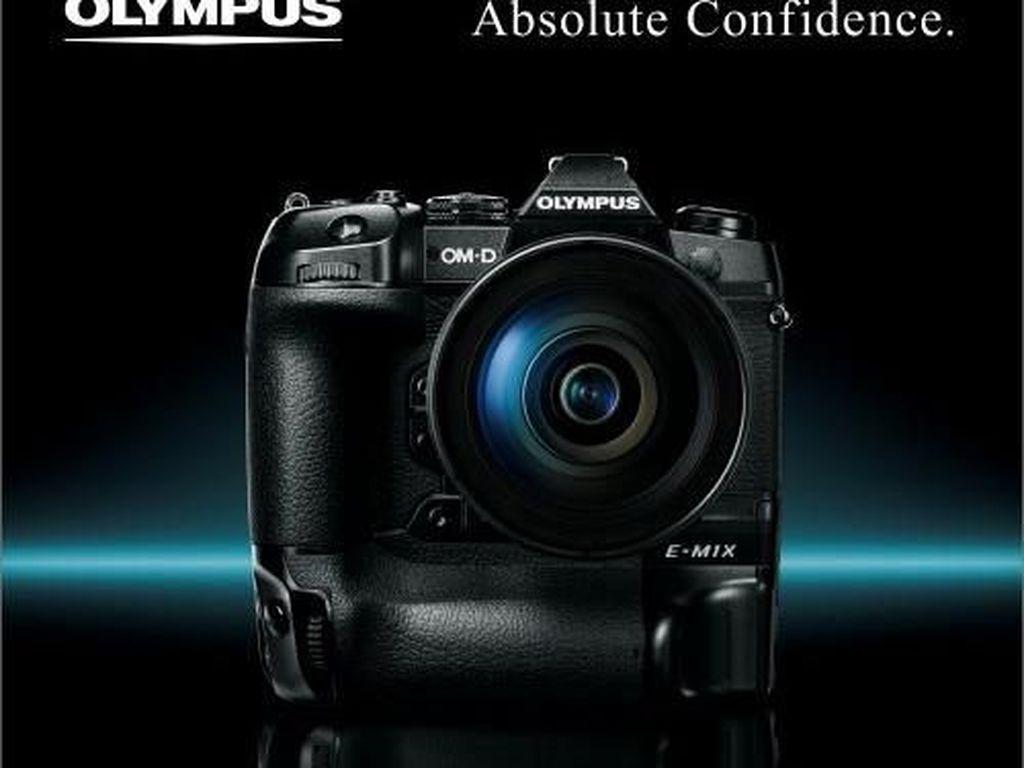 Olympus Rilis Mirrorless Rp 49 Jutaan, Ini Kehebatannya