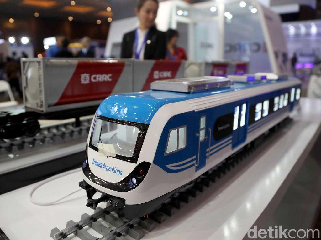 Mau Tahu Kemajuan Teknologi Kereta Api? Intip ke Sini Aja