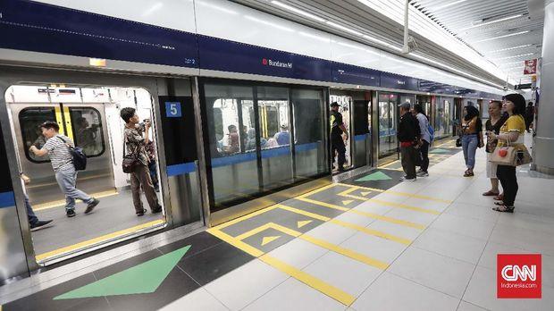 Penetapan Tarif MRT Mundur Lagi, DPRD Janjikan Pekan Depan