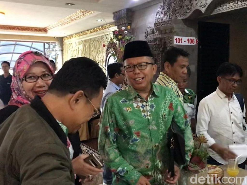 Elite PPP Mulai Berdatangan ke Lokasi Mukernas Kukuhkan Suharso Plt Ketum