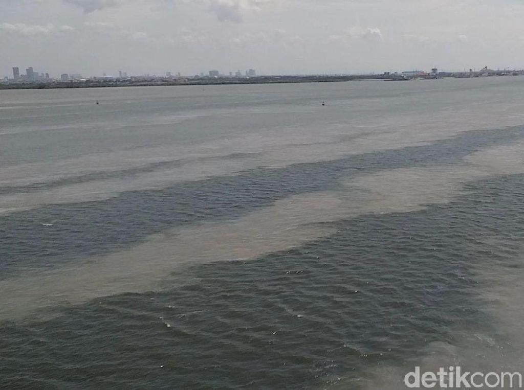 Pakar: Cuaca Mempengaruhi Terjadinya Air Laut Terbelah