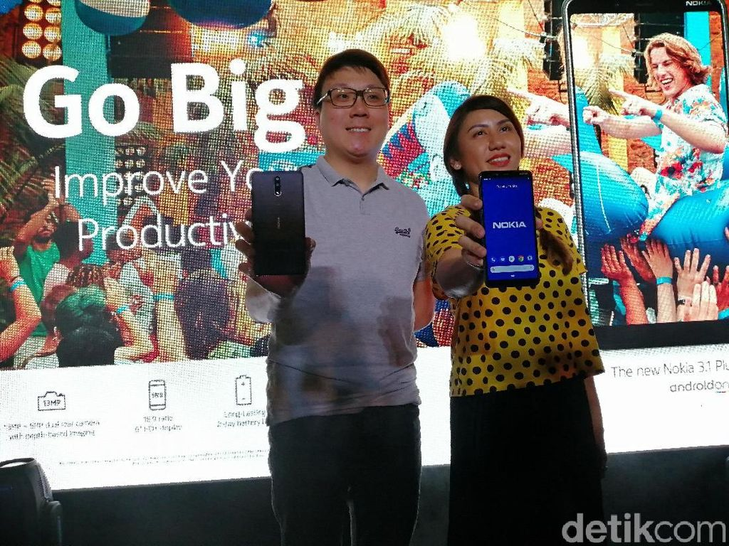 Harga Nokia 3.1 Plus Mirip Nokia 5.1 Plus, Jadi Saingan?