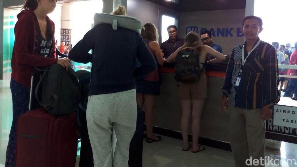 Money Changer BRI Permudah Liburan Para Turis di Labuan Bajo