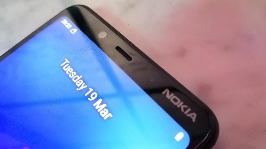 Wujud Nokia 3.1 Plus yang Baterainya Diklaim Tahan 2 Hari