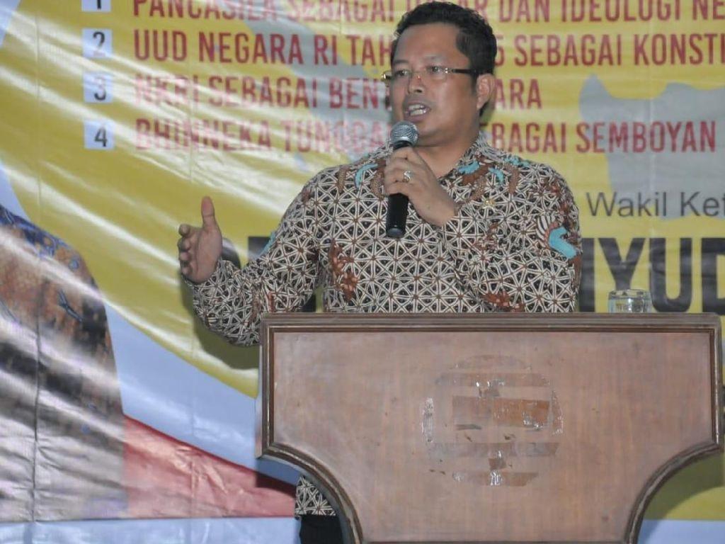 Mahyudin: Korupsi Jual Beli Jabatan Membuat Indonesia Rusak