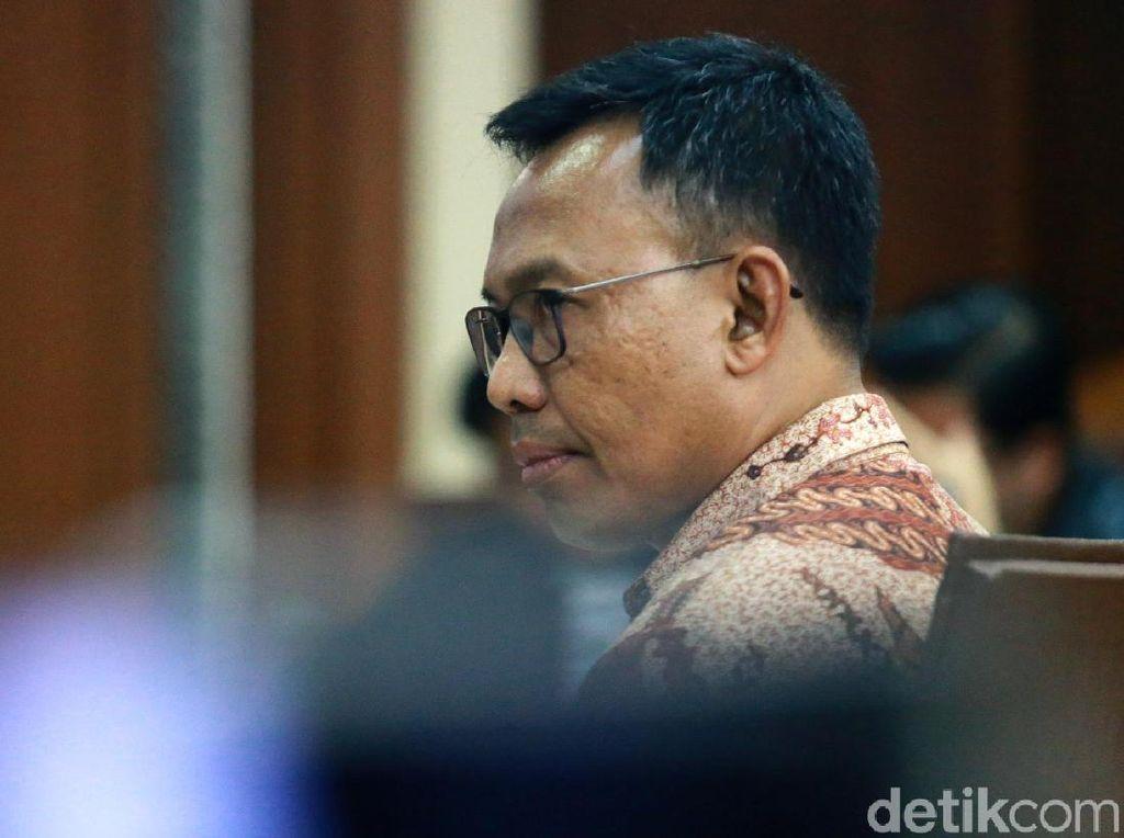 Eks Kepala Divisi PT Hutama Karya Jalani Sidang Perdana