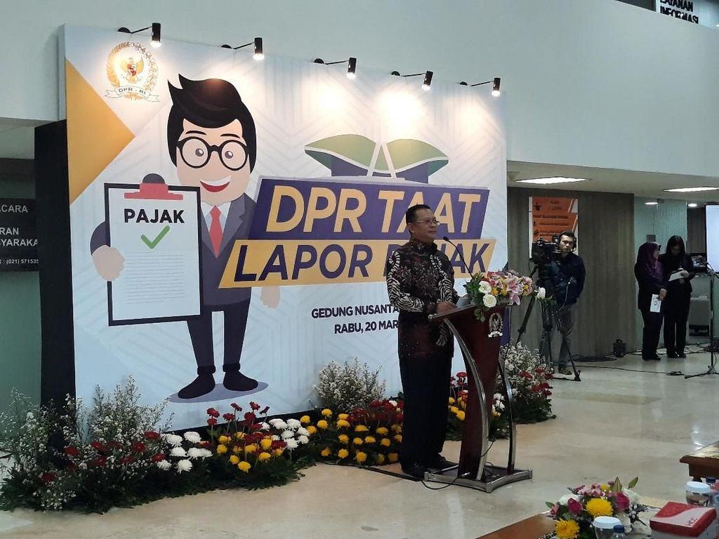DPR-KPK Gelar Coaching Clinic Pengisian LHKPN