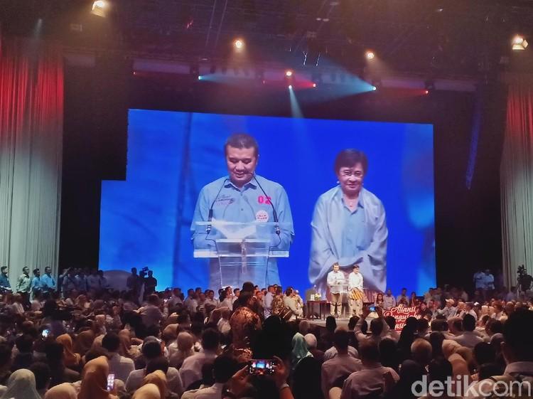 Di Depan Prabowo, Erwin Aksa Singgung Kepala Hipmi