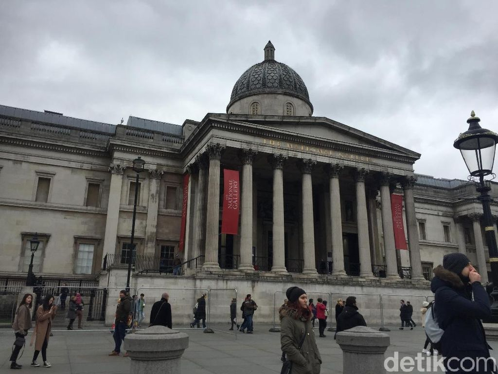Ide Satu Hari Keliling London, Ini Berbagai Tempat yang Wajib Dikunjungi