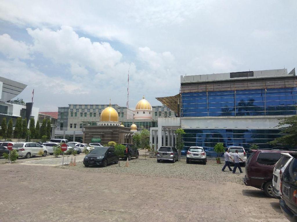 Korupsi Proyek Gedung Kemenag Aceh, Yuliardi/Hendra Dibui 1,5 Tahun