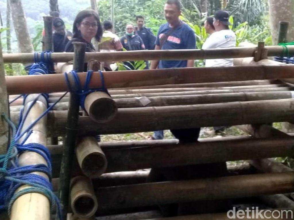 Rawat Timses Bupati Cianjur, Pengurus Panti Cegah Tayangan Politik
