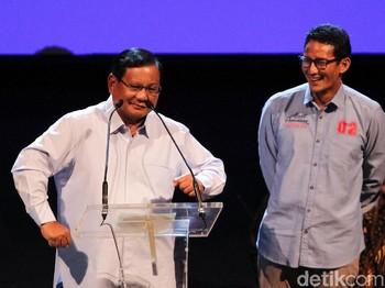 Prabowo Kalah Lagi?