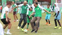 Dua Ribu Pelajar SD Bersaing di Kompetisi Sepakbola