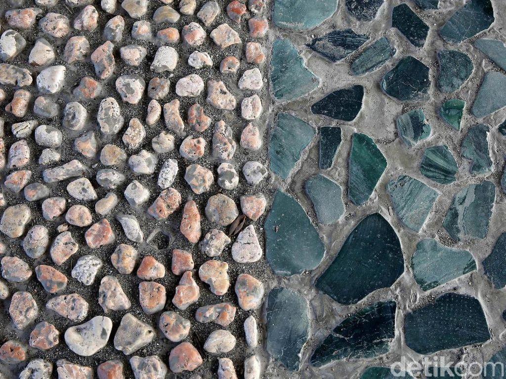 Kisah Jembatan yang Dibangun dari Batu Bacan dan Mahal Harganya