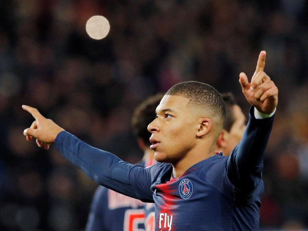 Bungkam Le Mans 4-1, PSG ke Perempatfinal Piala Liga Prancis