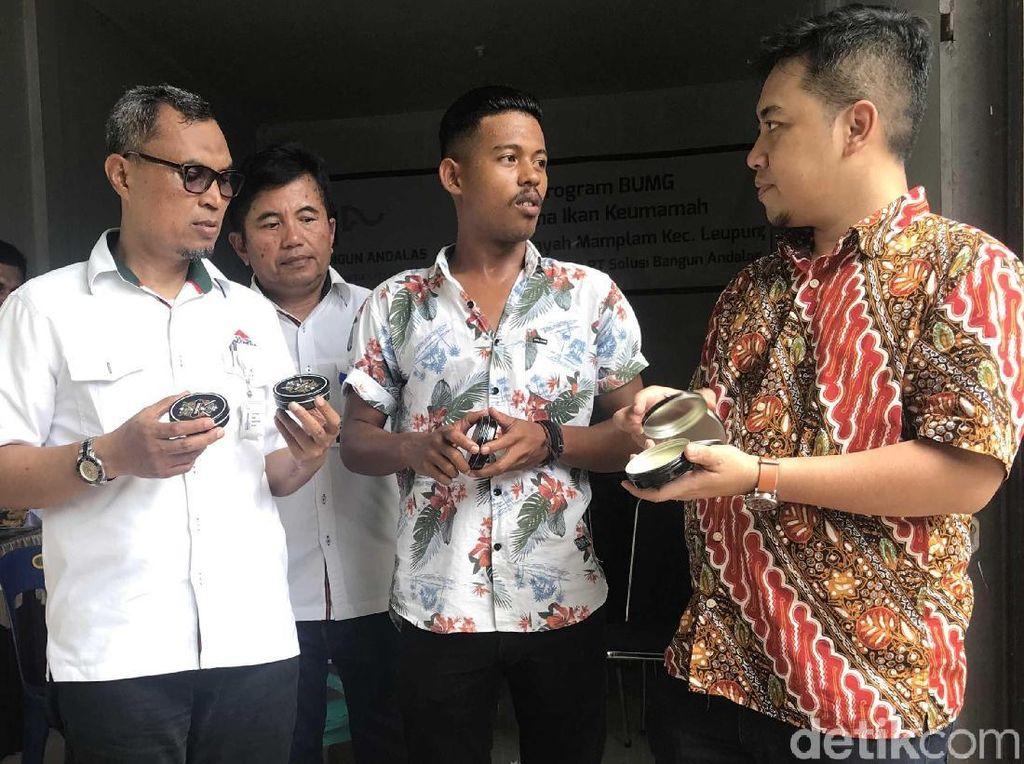 Semen Indonesia  Sokong Pengembangan Ekonomi di Aceh
