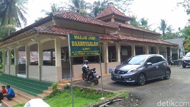 Masjid Daarussalam, Banyumas.
