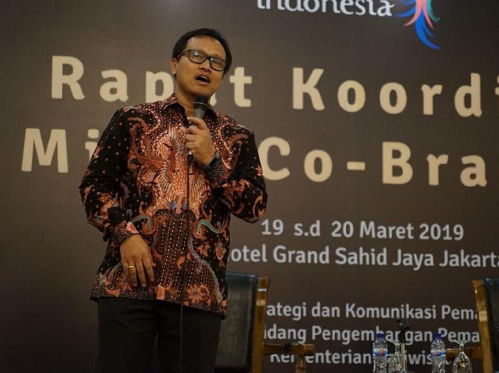 Kemenpar: GenPI Capai 15 Ribu di 34 Provinsi di Indonesia