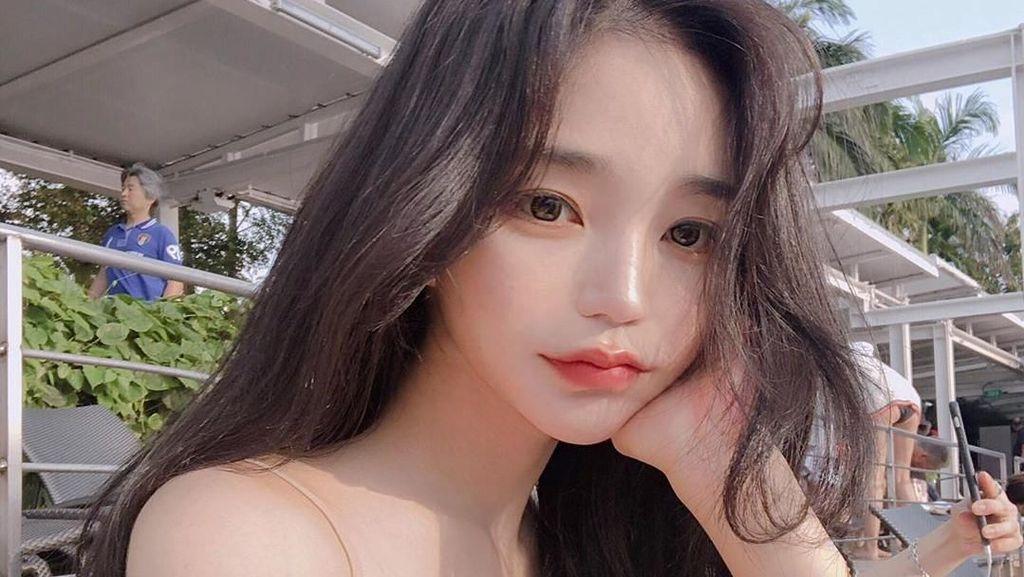 Foto: Liburannya Model Seksi Kontroversi Korea Selatan
